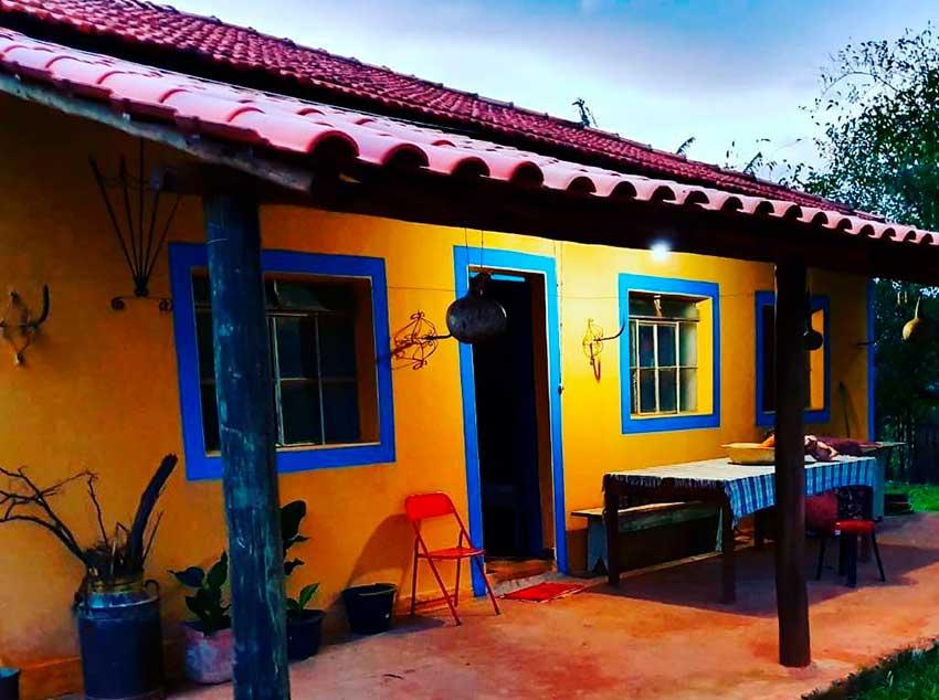 Hotel fazenda em Carrancas