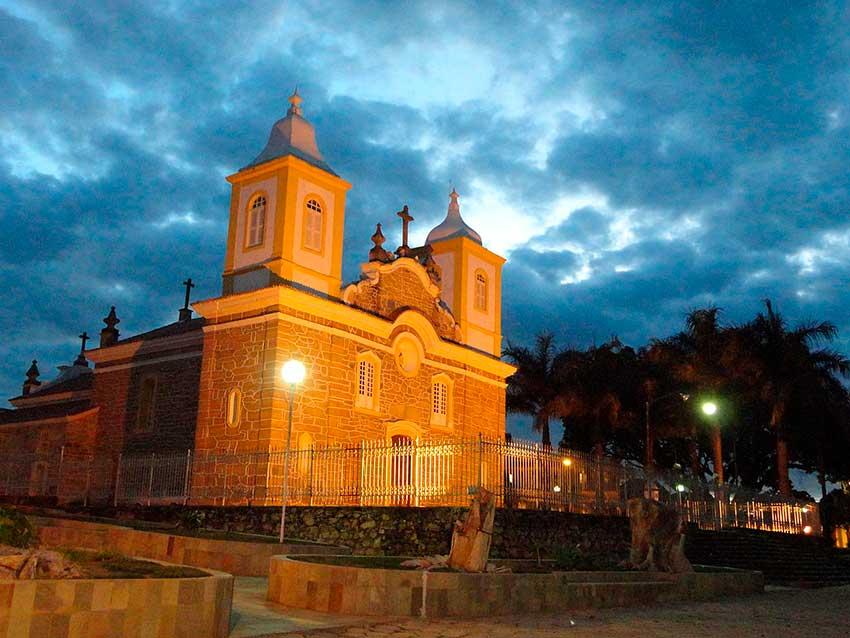 Centro de Carrancas