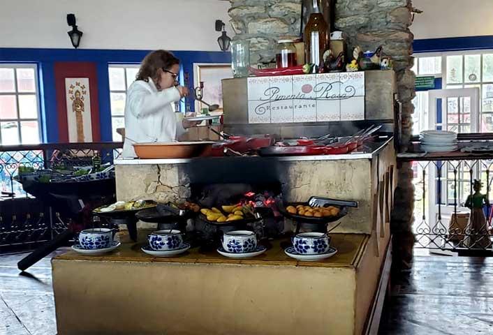 restaurantes lavras novas