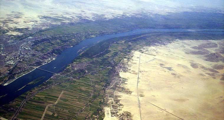 fotos do rio nilo