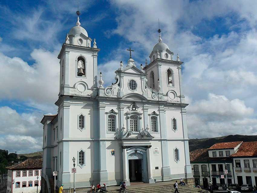 igrejas de Diamantina