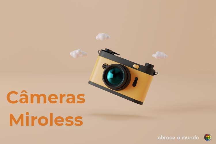 câmera Miroless