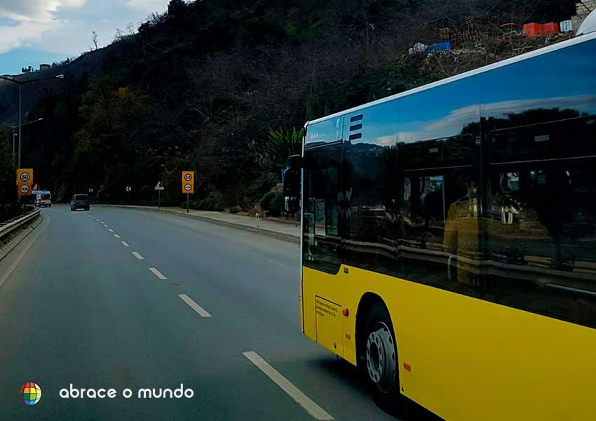 ônibus para Porto de Galinhas