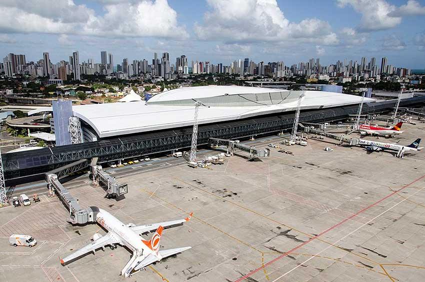 Recife a Porto de Galinhas