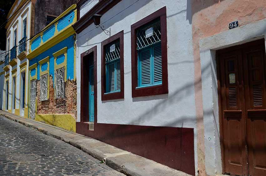 Olinda Rua do Amparo