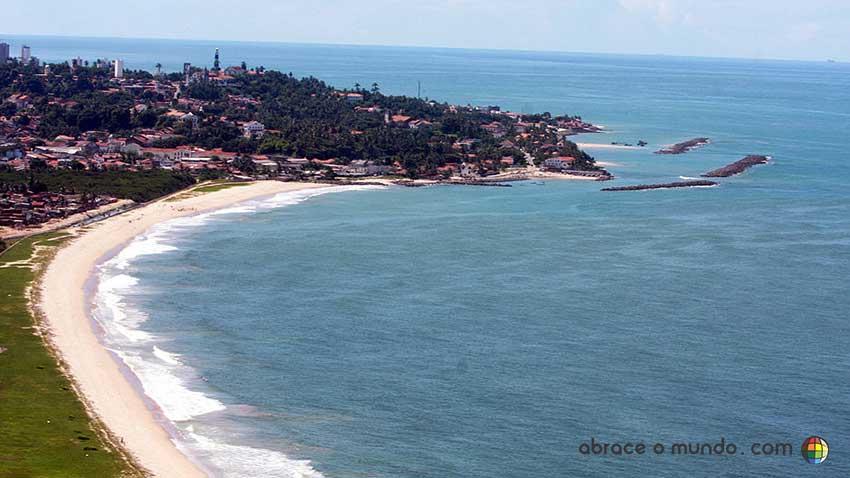 Praia Olinda