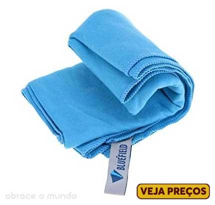 toalha para viajar