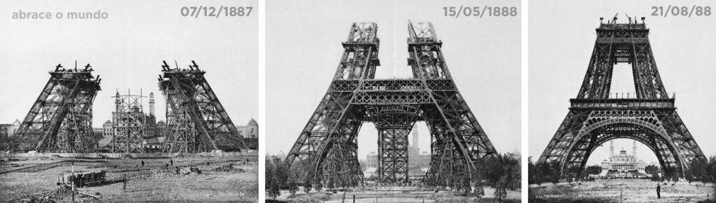 historia da torre eiffel