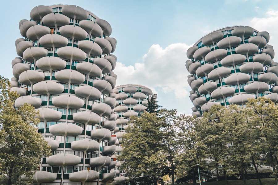 arquitetura paris