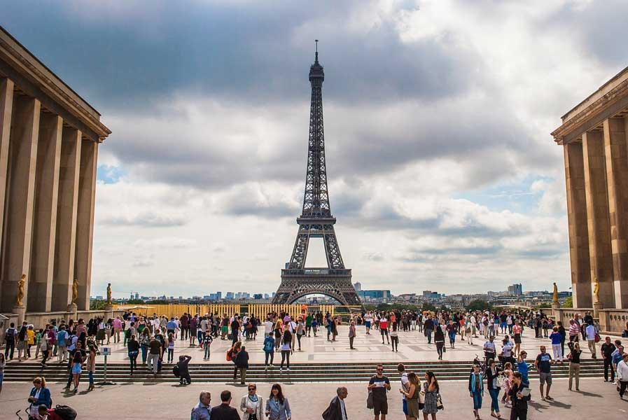 fotos da torre eiffel de paris