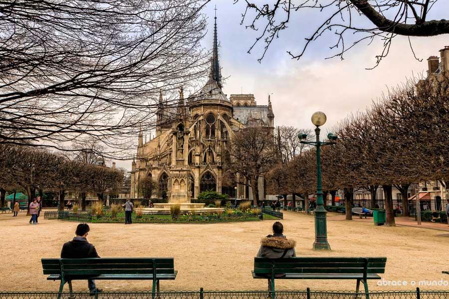 seção de fotos em paris