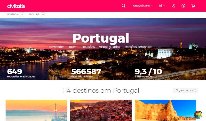 Civitatis Portugal
