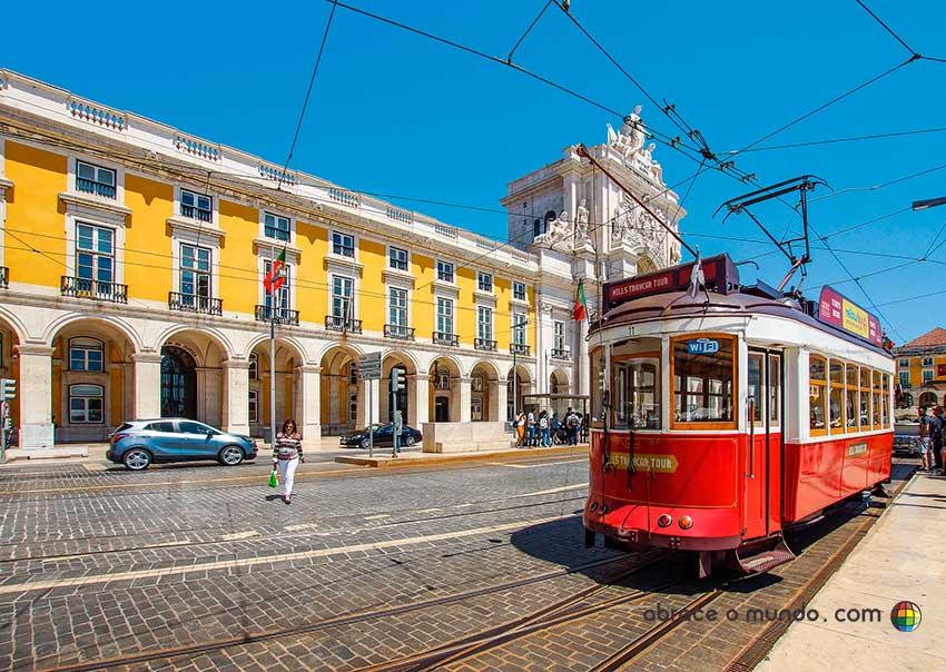 Comboio Portugal